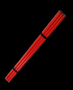 Trainingsstangen-Set für Markierungskegel, 120cm - 8 Stk.