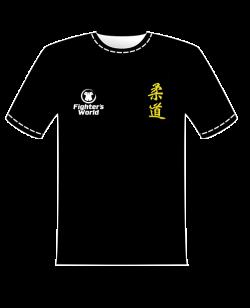 Fighter`s World Sponsoring & Vereins T-Shirt  individuelle Bestickung