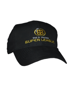 Superleague Kappe schwarz one size