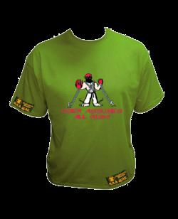 T-Shirt MMA Chain