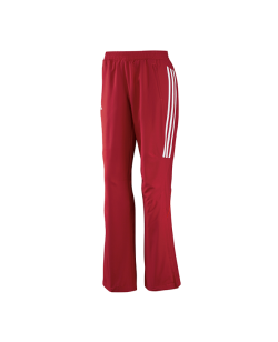 adidas T12 Team Pant WOMAN rot adi X13418