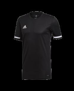 adidas T19 SS Jersey Shirt M schwarz/weiß DW6894