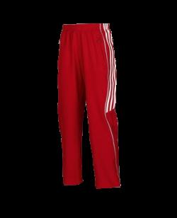 adidas T8 Teamwear Pants XS, woman rot