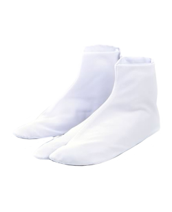 Indoor Tabis weiß