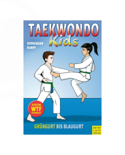 Buch, Taekwondo Kids, Grüngurt bis Blaugurt
