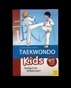 Buch, Taekwondo Kids, Weißgurt bis Gelbgrüngurt
