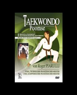 DVD, Taekwondo Poomse, Roger Piarulli IP 30