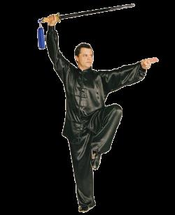 KungFu TaiChi  Anzug schwarze Seide 180cm