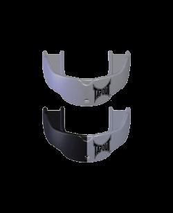 Tapout Zahnschutz, silber 1 Box mit 2x Zahnschützer silber