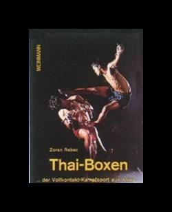 Buch, Thai-Boxen ..Vollkontakt-Kampfsport aus Asien