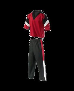 Tri Color Team Uniform