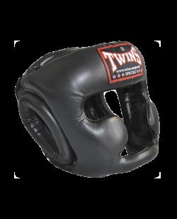 TWINS Kopfschutz Skintex schwarz