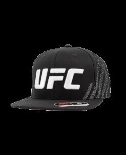 UFC Venum Authentic Fight Night Unisex Walkout Hat schwarz/weiß