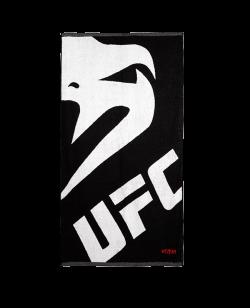 UFC Venum Authentic Fight Week Handtuch schwarz
