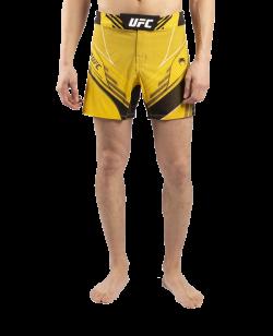 UFC Venum Men`s Shorts gelb Pro Line