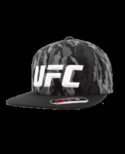 UFC Venum Authentic Fight Week Unisex Hat schwarz