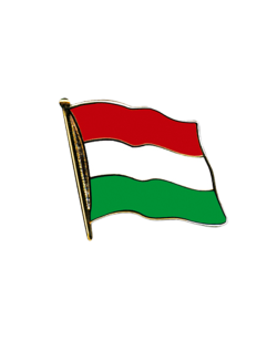 Flaggen-Pin Ungarn