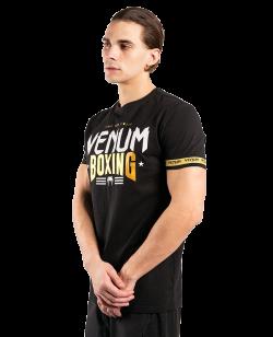 Venum BOXING Classic 20 Shirt schwarz/gold 03857-126