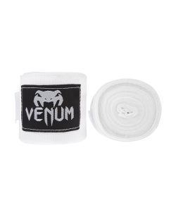 Venum Kontact Boxbandagen 4,0m weiß 0429