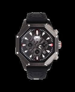 <strong>Venum Elite Shadow Armbanduhr</strong><br/>Edelstahlgehäuse, kratzfestes Mineralglas mit Silikon-Armband<br/><br/>Aktion -10%, 3 Tage gültig!