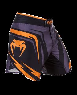 Venum Sharp 2.0  MMA Fightshort schwarz/orange 1294