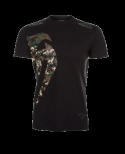 Venum Original Giant T-Shirt schwarz/camo 02597-121
