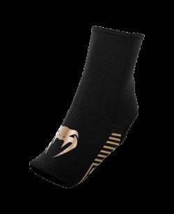 Venum Kontact Evo Foot Grips schwarz/gold 1238-126