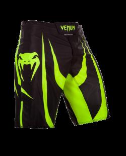 Venum Predator X Fight Shorts M schwarz/neon grün 02674-116