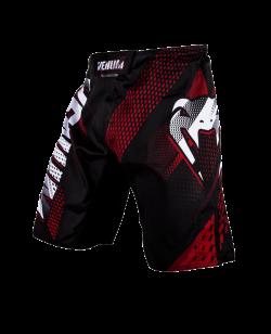 Venum Rapid Fight Shorts schwarz/rot 02771-100
