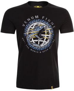 Venum RTW T-Shirt schwarz 02667-001