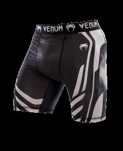 Venum Technical Compression Fight Shorts schwarz/weiß 02784-109
