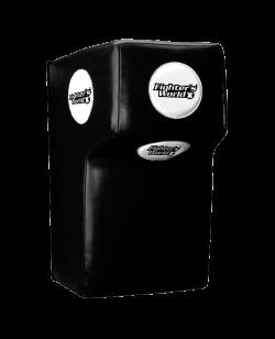 FW UFG Wandschlagpolster Original Thaistyle Leder schwarz