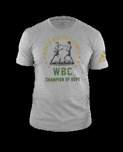 adidas WBC T-Shirt grau ADIWBCT01