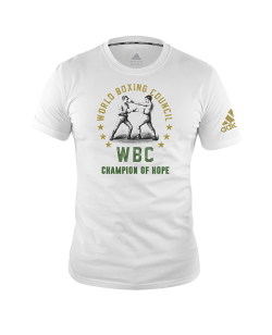 adidas WBC T-Shirt weiss ADIWBCT01