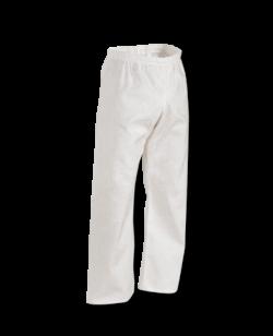 Woman Pants, Baumwoll - Einzelhose, weiss