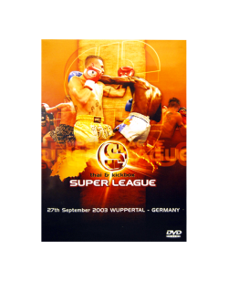 DVD, Muay Thai Superleague Wuppertal