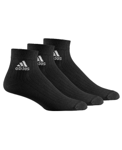 adidas Socken schwarz T Corp Ankle 3p AA2286 EU43-46