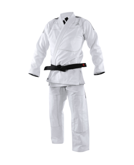 adidas BJJ Contest Brazilian Jiu Jitsu Anzug weiß JJ430