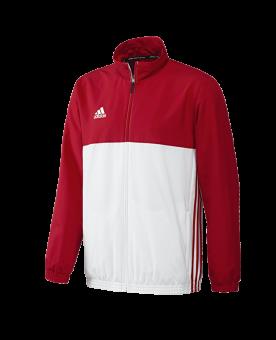 Jacke T16 Men Adidas Team Aj5384 Jkt Rotweiss kOPXNn08wZ
