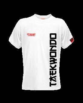 adidas Community T Shirt Performance TAEKWONDO schwarz
