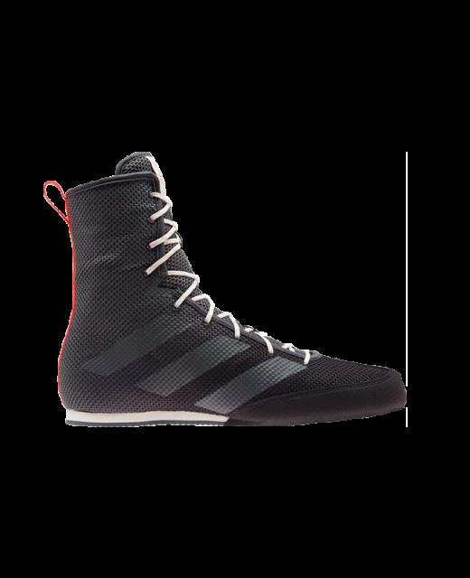 adidas Box Hog 3 Boxerschuhe EU 46 2/3 UK 11.5 schwarz/grau EU46 2/3 UK11.5