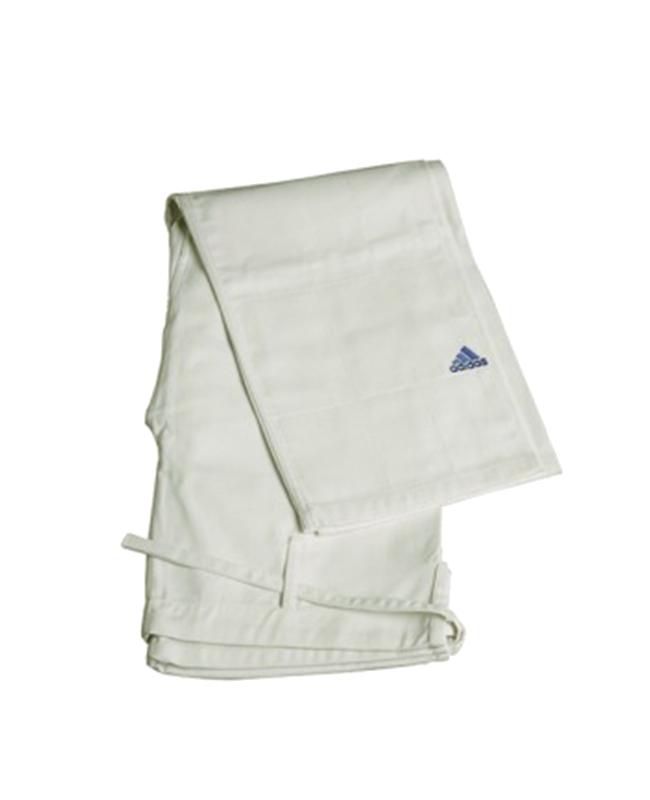 adidas JT275 - Judo Hose Champion weiß
