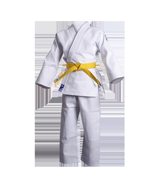 adidas Karateanzug Club Junior 110 cm weiß WKF K220C 110cm
