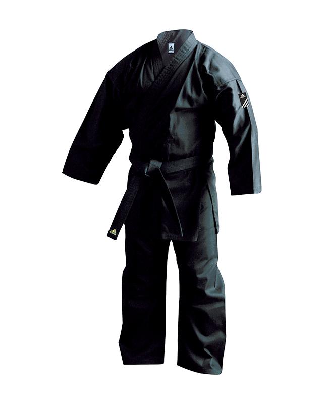 adidas K220 Bushido Karateanzug 130 cm schwarz K270 130cm