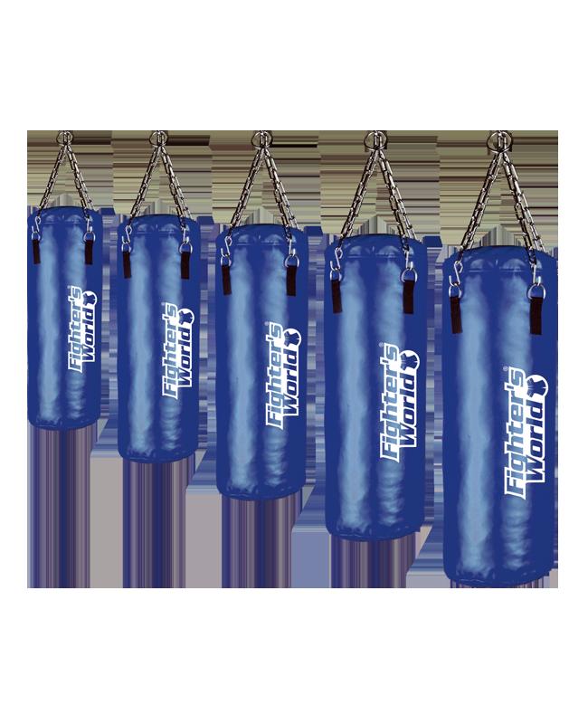 FW Boxsack Club Junior gefüllt 70cm blau 70cm