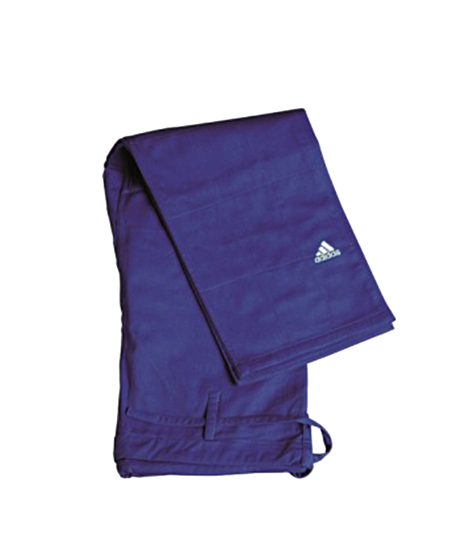 adidas JT275B - Judo Hose Champion 165 blau 165cm