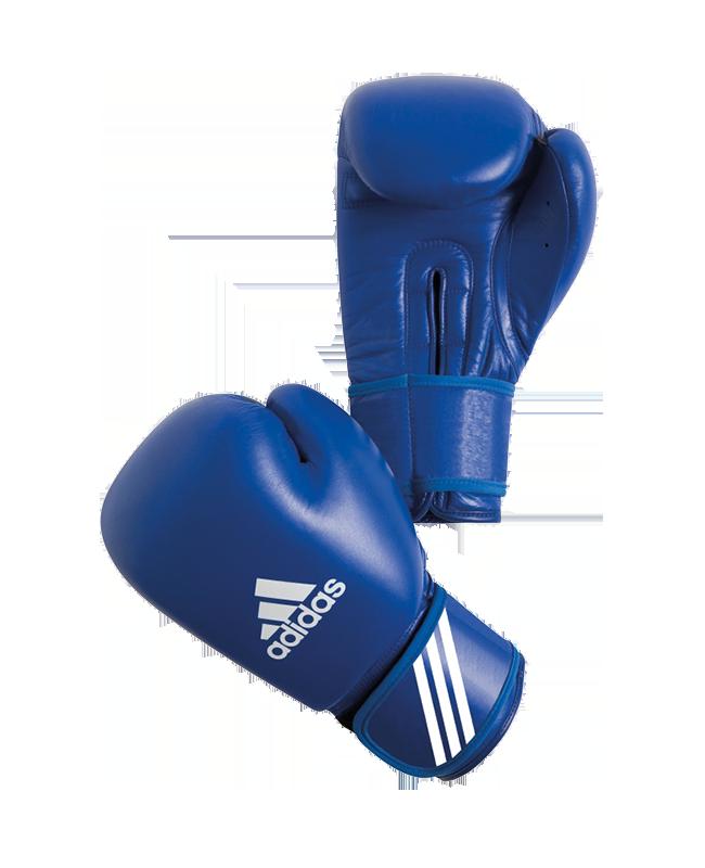 adidas AIBAG1 Boxhandschuh Contest AIBA Licensed 12 oz blau 12oz
