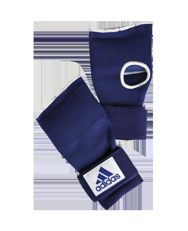 adidas Innenhandschuh Super Inner Glove Gel elastic adiBP021 blau/weiß