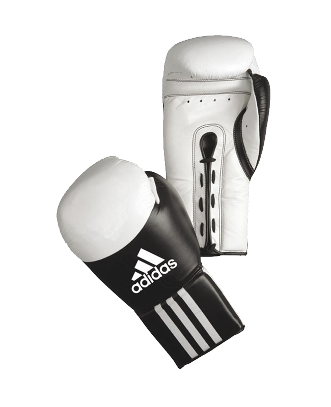 adidas ADIBC05 - Boxhandschuh Adistar HiTec, Schnürung 8oz