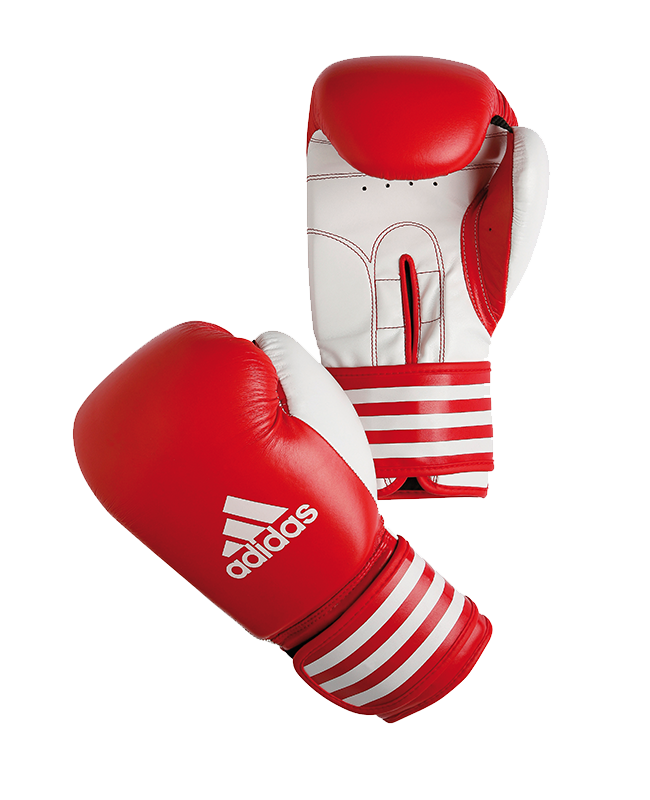 adidas ADIBC02 - Boxhandschuh Ultima 8oz, rot 8oz
